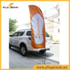 Event Promotion Fiberglass Digital Printing Beach Flag/Flying Flag