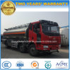 FAW 3 Axles 20t Oil Transport Truck 20000 Liters Aluminium Alloy Fuel Truck