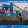 River Gold Mining Chain Bucket Dredger for Sale