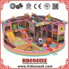 Lovely Pink Indoor Playground Equipment for Supermarket