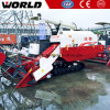 Light Weight 4lz-4.0e Wheat Rice Mini Combine Harvester