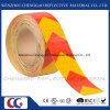 Yellow and Red Arrow Signs Reflective Warning Tape for Vehicle (CG3500-AW)