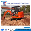 2.5ton Hydraulic Crawler Excavator for Global Market