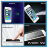 Asahi/Corning Glass Toray/Nippa Ab Glue Ultra Thin High Resolution Tempered Glass Screen Guard for iPhone 4/4s/5/5s/5c/5e