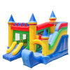 Tarpaulin Giant Inflatable Castle Bouncer Moonwalk