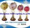 Yaye 18 Competitive Price Ce/RoHS 330mm Lighting Gemstone Globe / Gemstone Globe / World Globe