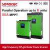 5kVA 4000W Solar Energy System off Grid Hybrid Solar Power Inverter for Solar Panel System