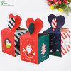 Hot Sale Colorful Printed Apple Packaging Boxes for Christmas Eve (KG-PX073)