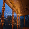 Curtain Garlands String Lights Fairy Light for New Year Party Garden Wedding Decoration Lights