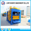 Qt10-15 Hydraulic Fully Automatic Curbstone Hollow Color Block Brick Making Machine