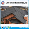 China Colorful Building Material Stone Coated Metal Shingle Roof Tile