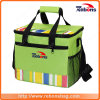 Fashion Design Waterproof Rainbow Oversized Quilted Cooler Bag with Aluminum Foam Coated
