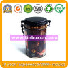 Airtight Tin for Coffee and Tea, Food Tin Box