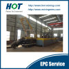 2000 T/H 12 Inch Cutter Suction Dredger