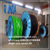26KV 35KV XLPE Steel Wire Armored PVC Sheathed Power cable