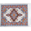 Woven Oriental Rug Mouse Pad, Carpet Mouse Pad