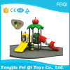 New Design Supplier Castle Playground Air to Slide Nature Series (FQ-YQ-01001)