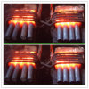 Metal Foundry Induction Heat Treatment Equipment for Bolt Forge