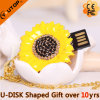 Crystal Jewelry Tournesol USB Stick for Lovers Gift (YT-6274)