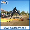 Dia 10m Single Top Star Shade Beach Tent for Outdoor Advertising Promotion