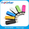 Plastic USB Stick Memory Flash Metal USB Pendrive Swivel USB Flash Drive