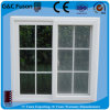 Thermal Break Profile Aluminum Sliding Window with Decorative Line