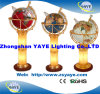 Yaye 18 Hot Sell Lighting Gemstone Globe with Globe Size: 330mm/450mm/550mm/650mm