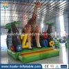 Animal Theme Deer Shape Jumping Castle Bouncy Castle Inflatable Bouncer for Sale