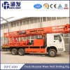 Hot Sale in 2017, Hfc400 Truck Mounted Drilling Rig for Sale