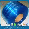 DIY Installation Anti-Static Blue Ribbed Plastic PVC Door Curtain Strip Rolls