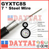 Outdoor Fig8 Steel Wire Fiber Optical Single Mode Multi-Mode Gyxtc8s Cable