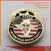 Customized Double-Sided Metal 3D Challenge Coin with Soft Enamel