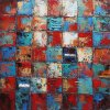 Colorful Abstract Reproduction Art Paintings