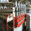 Polycarbonate PC Hollow Structure /Wave Board Extrusion Line