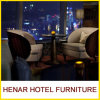 Wooden Accent Chair/Hotel Lobby Lounge Sofa Furniture Latest Design