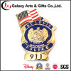 Soft Enamel Custom Military Police Souvenir and Medals for 911 Emblem