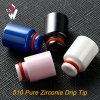 2017 Vivismoke 510 Pure Zirconia Drip Tip Pure Zirconia 510 Thread Drip Tip