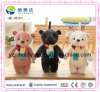 Best Valentine′s Day Gift Plush Stuffed Teddy Bear