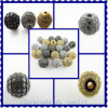 Fashion Bead, Shamballa Copper CZ Crystal Beaded Jewelry, Brass CZ Crystal Beads Jewelry (2253)