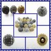 Fashion Bead, Shamballa Copper CZ Crystal Beaded Jewelry, Brass CZ Crystal Beads Jewelry (2253)
