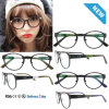 Round Frames Custom Metal Frame Fashion Optical Glasses Eyewear