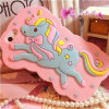 Fantasy Animals Unicorn Cartoon Silicone Case for iPhone 5 5s