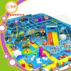 Residential Toddler Indoor Playground with Spiral Tube Slide and Ball Pit for Shop