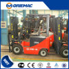 Best Sell 1.5ton Yto Mini Electric Forklift Cpd15 with Lower Price