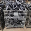 Workshop Heavy Duty Storage Turnover Steel Mesh Container