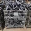 Workshop Heavy Duty Storage Turnover Steel Mesh Container