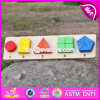 New Design Children Educational Wooden Geometric Puzzles W14A160