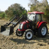 95HP 4WD Strong Power Tractor with Front Loader