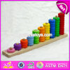 New Design Preschool Stacking Blocks Wooden Baby Toys W13D125
