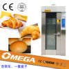 High Quality CE Approval Stainless Steel Rotary Rack Oven